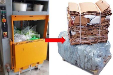 recyclage environnement plastique carton adm brodu